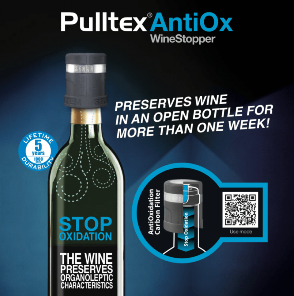 Pulltex AntiOx – Informações